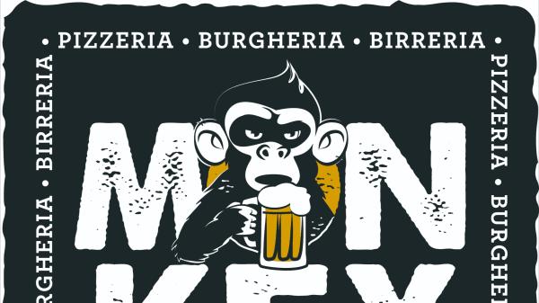 Il nostro logo - Monkey Pub, Monterotondo