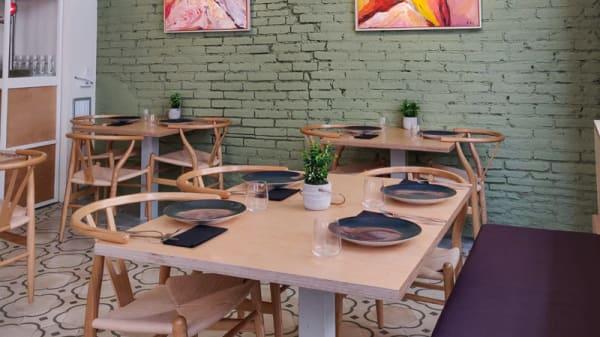 Sala - Vítric taverna gastronòmica, Reus