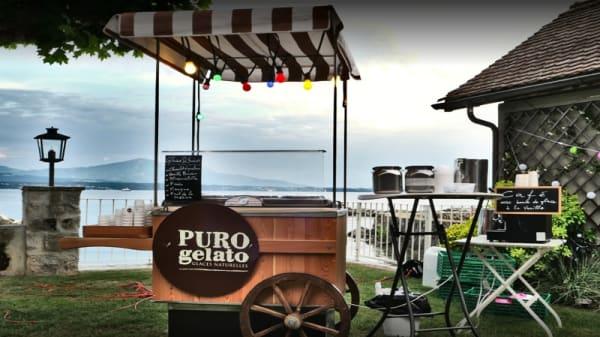 Terrasse - PUROgusto - PUROgelato, Thônex