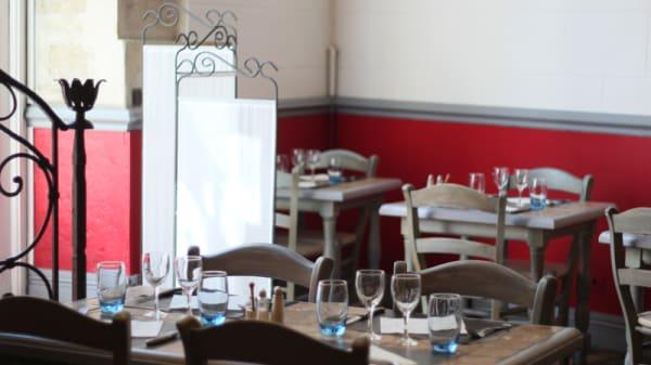 Vue intérieure - L'Argentin Grill, Marseille