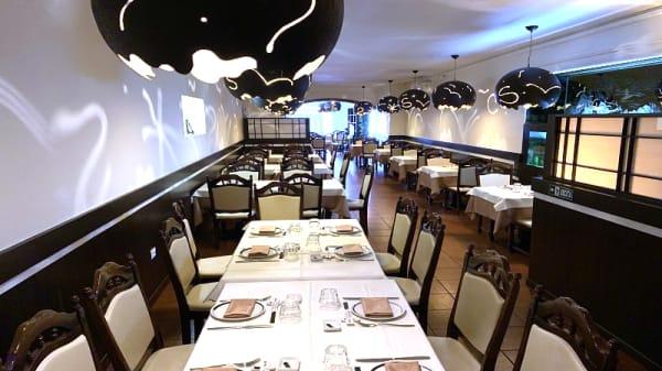 Vista della sala - Sakura Asian Fusion Restaurant, Cesena