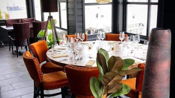 Room's view - Restaurant Seil, Sætre