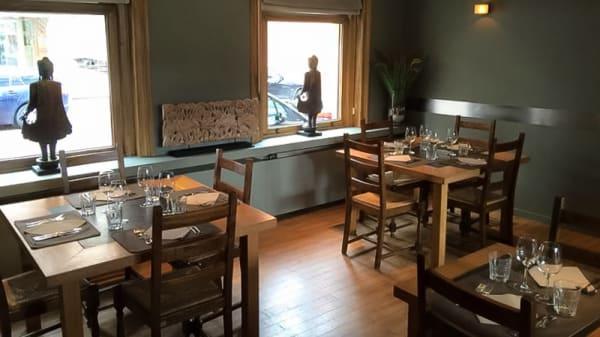 Restaurant's room - Sinthai, Machelen