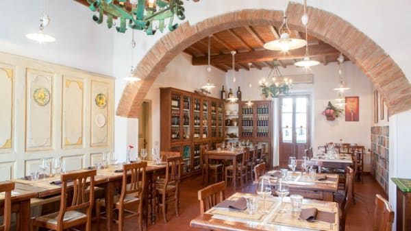 Sala - Il Vecchio Cigno, Florence
