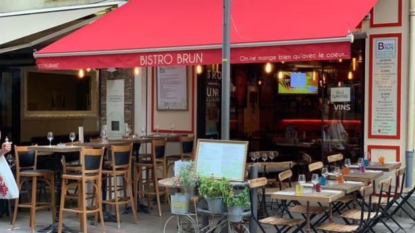 Entrée - Bistro Brun, Cannes