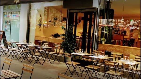 Terrasse - MYL Make Your Lunch, Paris