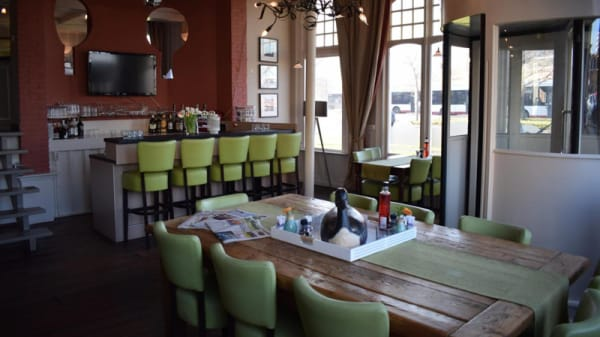 Restaurant - Boven Groningen, Delfzijl
