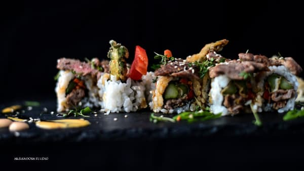 Semester Sushi Bar, Hamburg