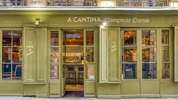 Entrée - A Cantina Lyon Le Comptoir Corse, Lyon