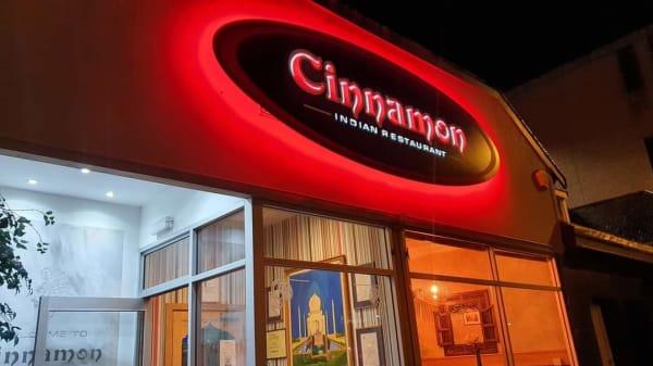 Cinnamon Restaurant, Inverness