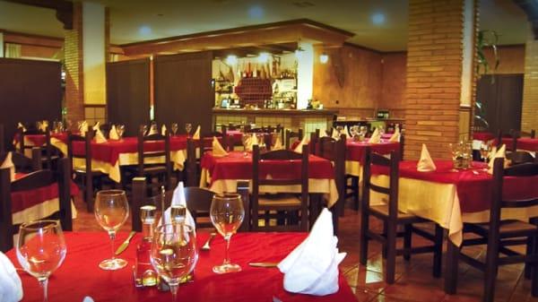 Sala del restaurante - Maracay, Roquetas De Mar
