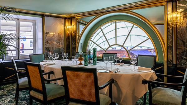 Salon privé - La Fontaine Gaillon, Paris