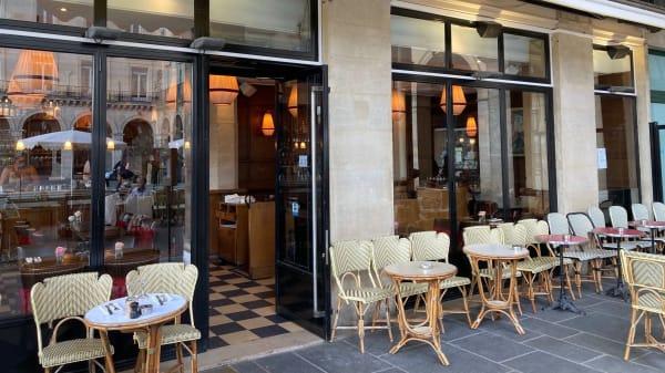Café Carrousel, Paris