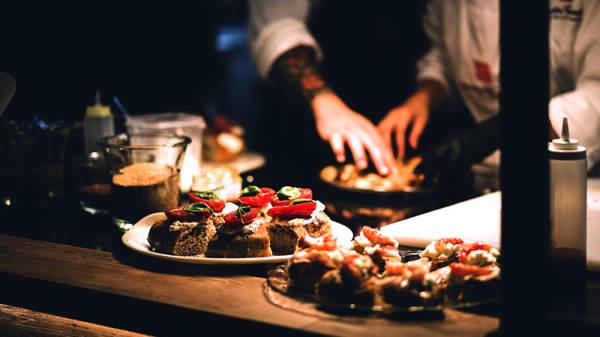 Suggerimento dello Chef - VOLUTTÀ - lieviti e colori, Pontedera