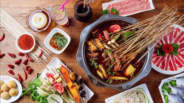 Suggestie van de chef - Yuan's Hot Pot 袁记串串香, Amsterdam