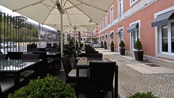 Esplanada Lisbonense - Lisbonense, Caldas da Rainha