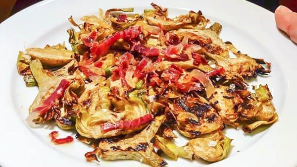 sugerencia del chef - Restaurant Cirelles, Torrellas de Llobregat
