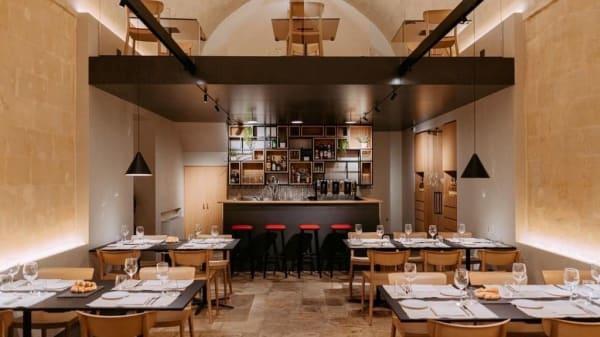 Interno - Trattoria Stano - Pizzeria, Matera