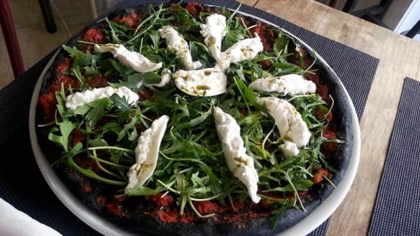 Sugerencia de plato - A rolete pizzas y empanadas, Gava