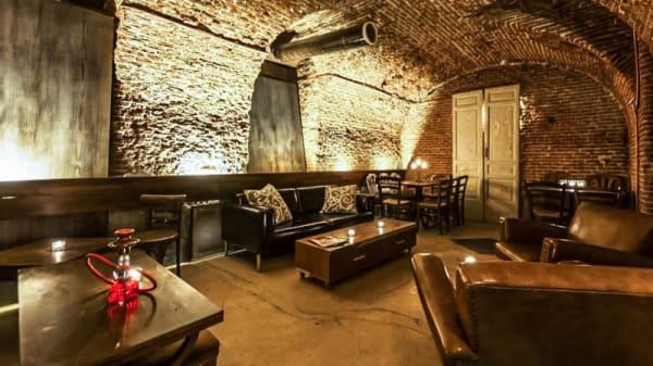 Sala chill out - Tapioca Chill & Cocina, Madrid