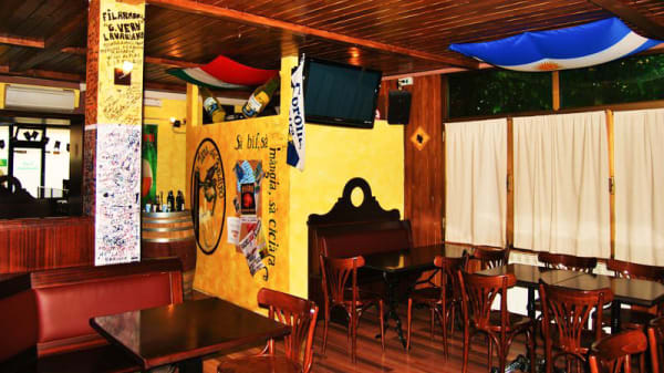 Sala interna - La Tana del Bradipo, Azzano San Paolo