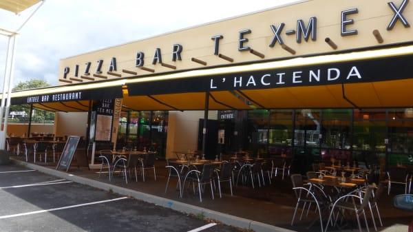 L'HACIENDA PIZZA BAR TEX MEX - Hacienda del Sol, Saint-Herblain