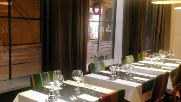 Vue salle - La Table à François, Liège