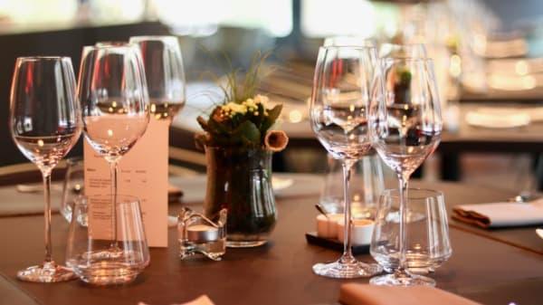 Table - Les Lettres Gourmandes, Erquelinnes