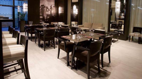 Vue de la salle - World Class Restaurant, Cap-d'Ail