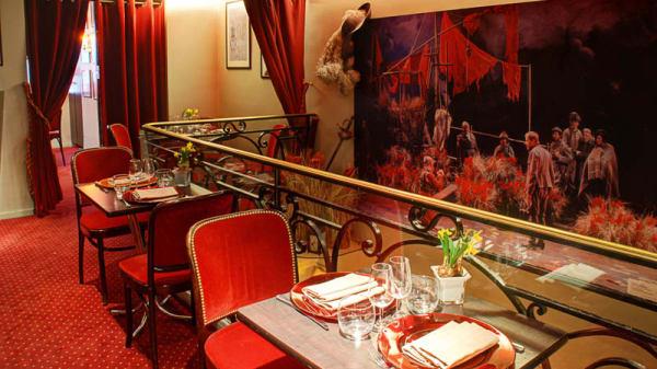 Vue de l'intérieur - Ragueneau, Paris