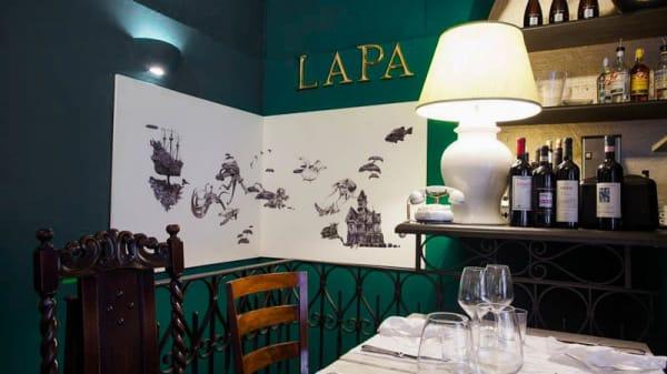 Sala - Lapa, Milan