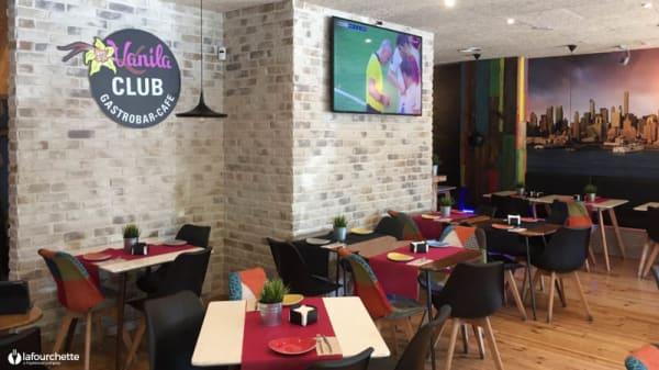 Vista sala - Vanila Club Gastrobar café, Alcobendas