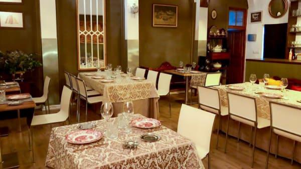 Vista del interior - La cochera del abuelo, Sevilla