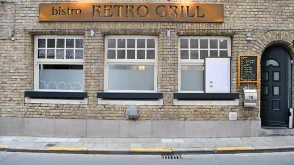 Exterieur - Bistro Retro Grill, Roulers