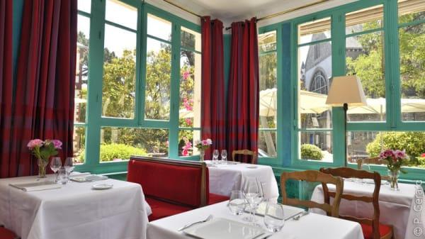 La salle de Restaurant - La Table du Saint-Christophe, La Baule-Escoublac