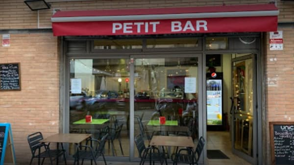 Petit Bar, Barcelona