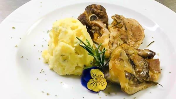 Suggerimento dello chef - Ristorante Stallone, Genova