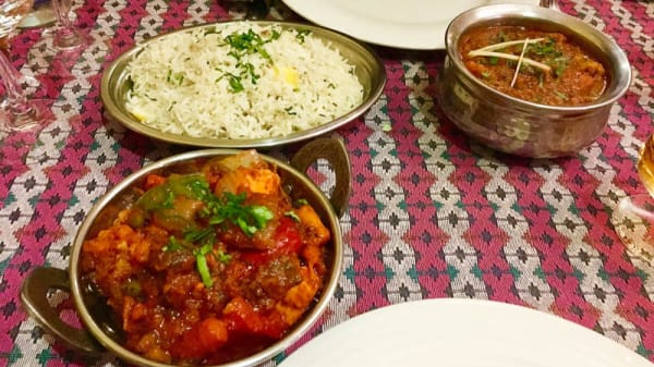 Sugestão do chef - The Kathmandu Nepali Indian, Torremolinos