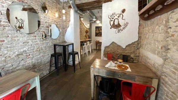 CASA MURILLO - Cocina Costumbrista Sevillana, Sevilla