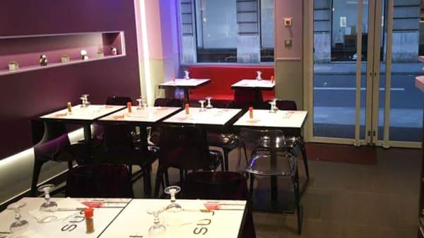 vue intérieure - Yaki Kobe (new genki sushi), Paris