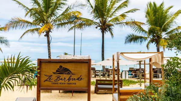 Zé Barbudo Lounge Beach, Porto Seguro