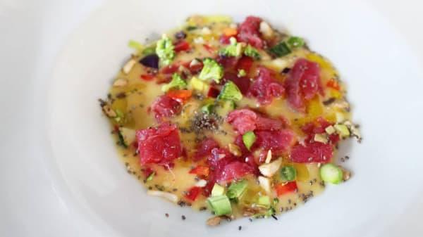 Suggerimento dello chef - Gomasio, Vasto