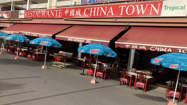 China town, San Bartolomé de Tirajana