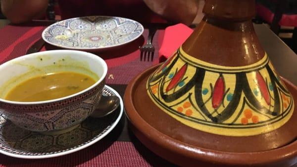 Sugerencia del chef - Yasmin, San Pedro de Alcántara
