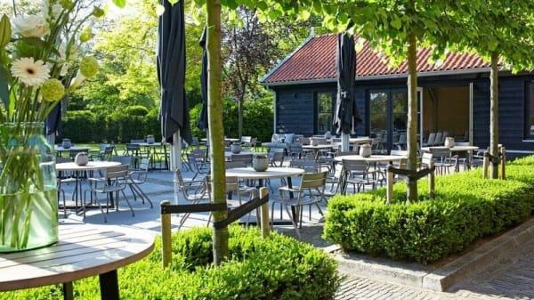 Terras - Bistro Mereveld, Utrecht