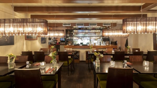 Restaurant - De Blauwe Hollander, Ámsterdam