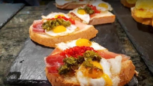 Suggerimento dello chef - Mendieta Jatetxea, Lemoa