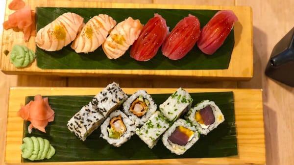 Sugerencia del chef - Go Sushi, Oviedo
