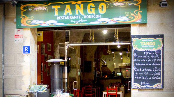 Entrada - Tango restaurante bodegon, Palma de Mallorca
