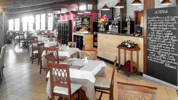 Sala Degustazione rinnovata - Gino e Pina, Benevento